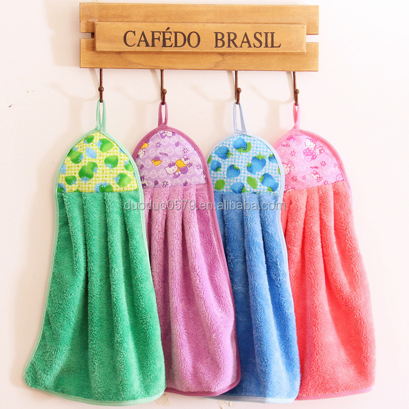 Y048 New fashion, good quality fashion colors hand towel