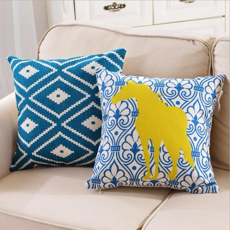 d coratif canap coussin oreiller oreiller id de produit 60369404756. Black Bedroom Furniture Sets. Home Design Ideas