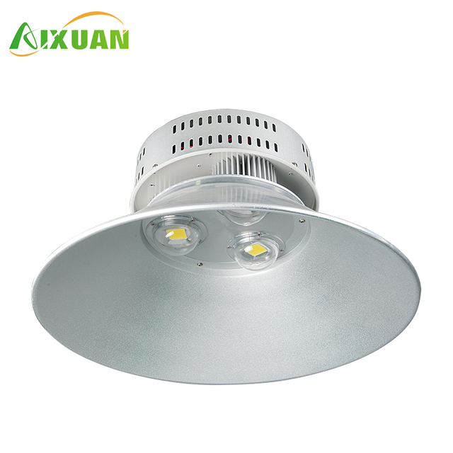T8 T5 Warehouse Lighting Metal Halide Led High Bay Lights Fixtures For 150w