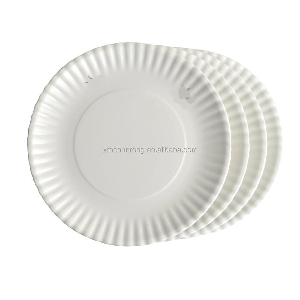 White  Paper  Plate/Melamine Plate/Plate/Dish  sc 1 st  Alibaba & White