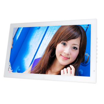 21 inch AD Player, digital photo frame LED Advertising Display, AD Player advertising