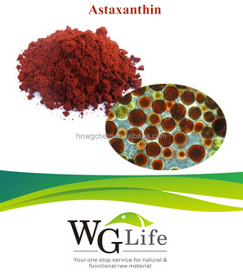 Pharmaceutical Grade Competitive Price Astaxanthin Pulver, Pure Astaxanthin Beadlets