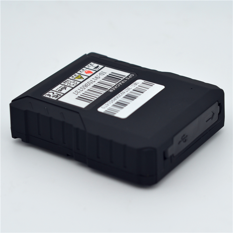 Waterproof 30 days long distance standby gps car container tracker with magnet and free online tracking service