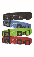 Wholesale Nylon Dog Collar Extra Small Black