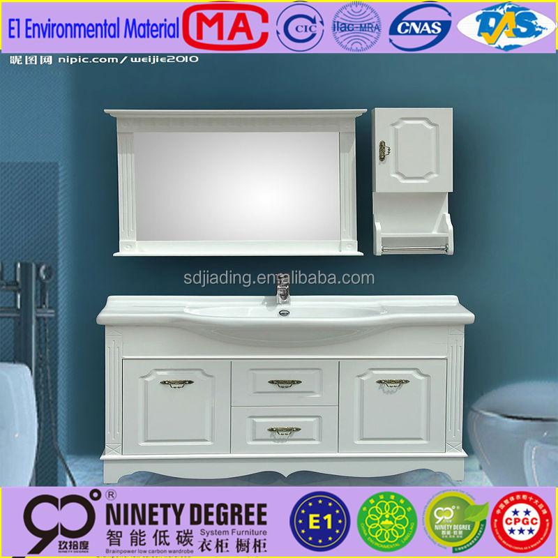 Corner Bathroom Vanity Dimensions: Different Sizes Small Basin Corner Bathroom Vanity Unit