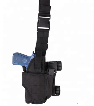 Military Tornado Tactical Airsoft Drop Leg Pistol Holster