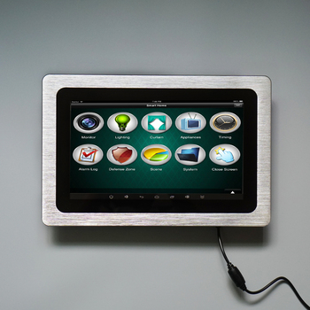 10 1 Inch Rk3288 Android System Smart Home Control Panel Pc With Pcap Touch Screen