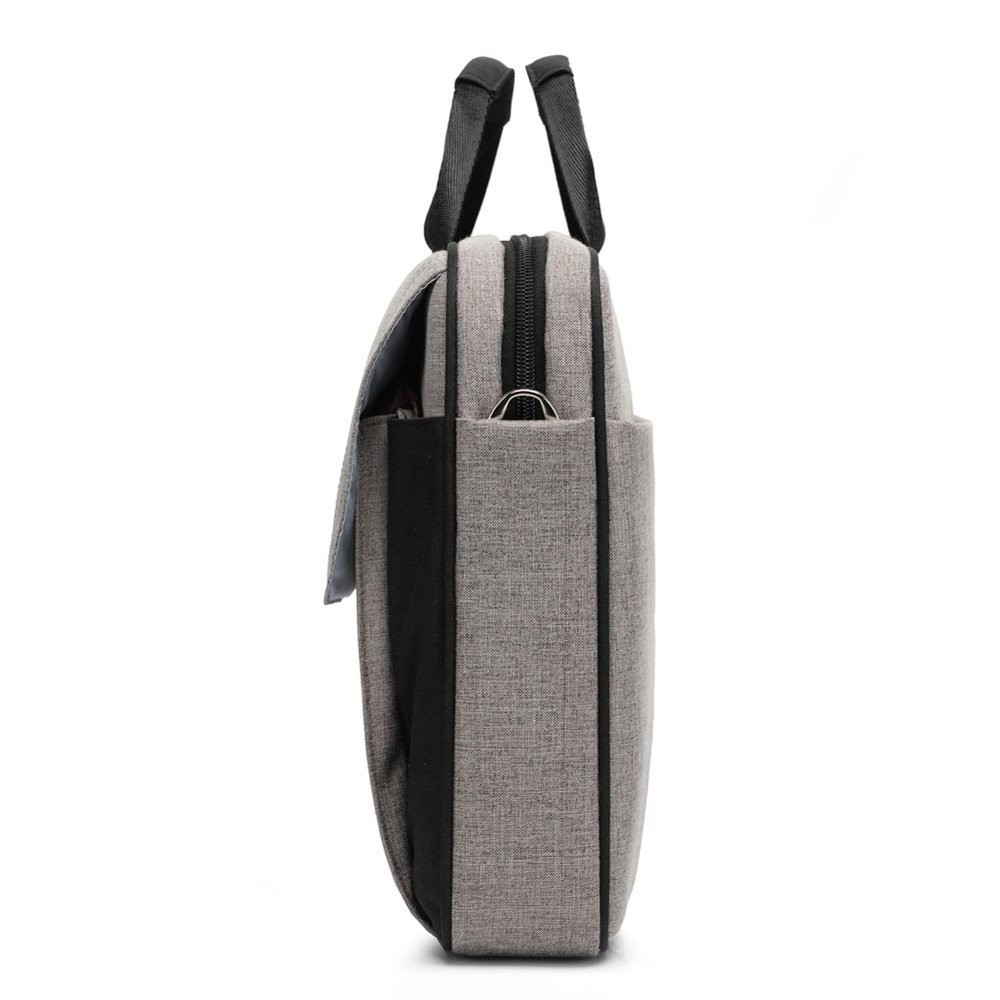 Nylon Laptop Bag Shoulder With Strap Multicompartment Messenger Hand 19 Inch Specifications Bags Men