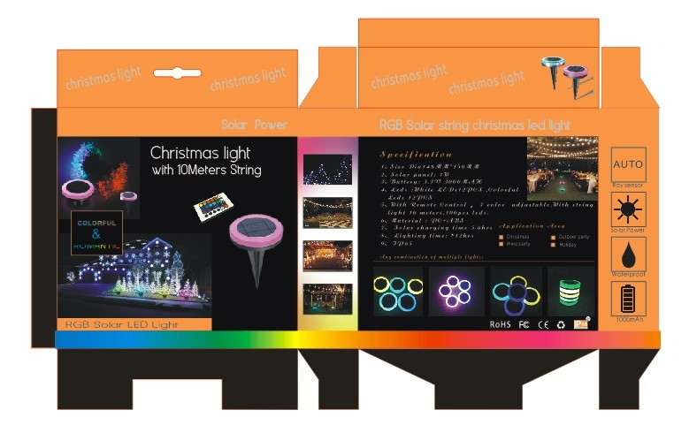 Led Christmas Light Unique Products From China Solar Powered