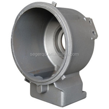 Ductile Iron precoated sand casting products