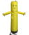 Small Desktop inflatable air tube man