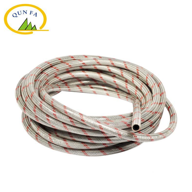 Rubber Spiral Steel Wire Reinforced Hose, Rubber Spiral Steel Wire ...