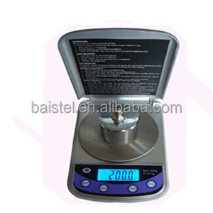high quality and low price digital jewelry pocket scale(500g/0.01)