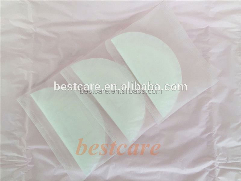 female breast care lansinoh 20265 disposable maternity pads non-woven fabric bra pad for exporting