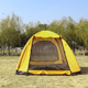 Factory price camping bivvy tent for 2 persons air tent inflatable tent