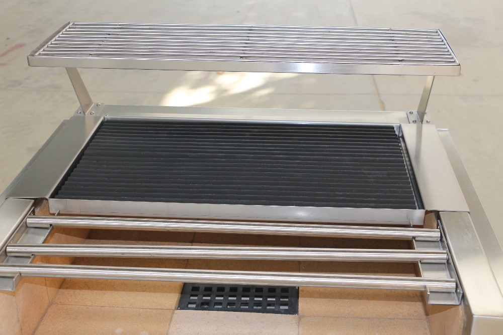 Stainless steel commercial hibachi grill buy