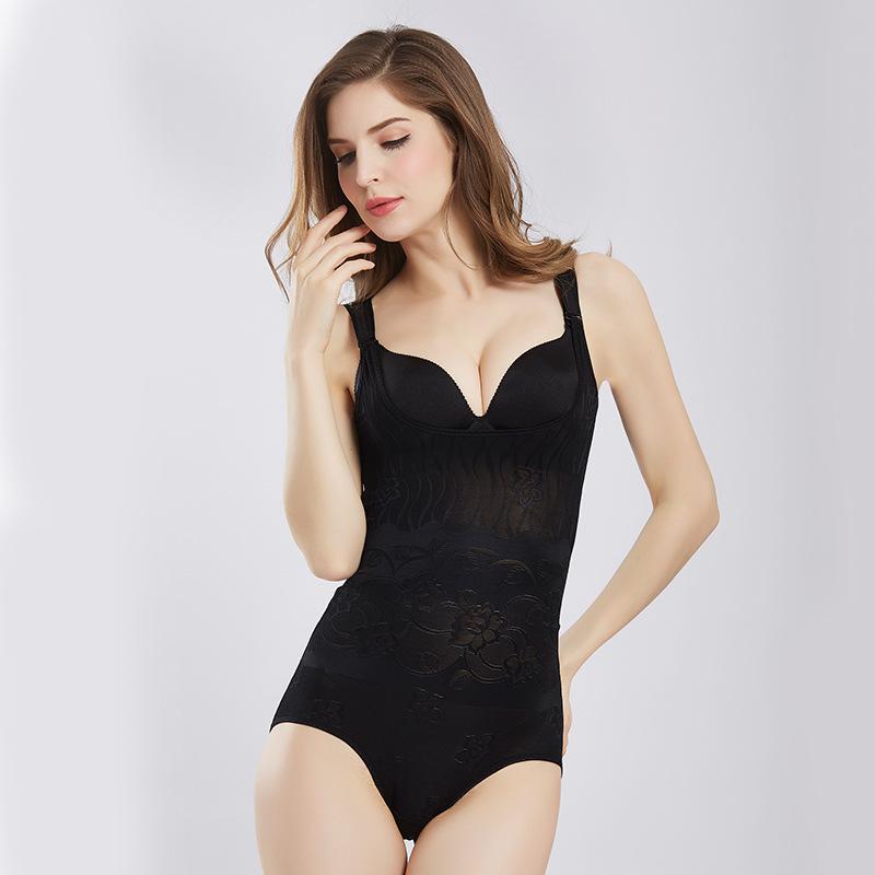 Off-Shoulder-Skinny-Bandages-Solid-Womens-Jumpsuit