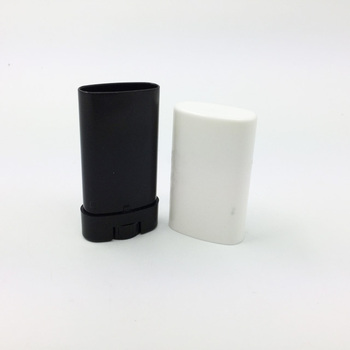 Plastic Oval Shaped Stick Tube Deodorant Packing Tube 14ml - Buy Deodorant  Packing Tube 14ml,Recycled Plastic Lip Balm Tubes,Empty Plastic Tubes