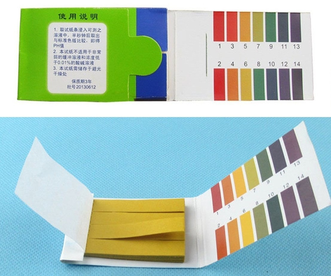 Cheap munsell soil color chart find munsell soil color chart deals get quotations 80x test unrivaled popular ph tester strips full range evaluate acid alkaline soil food accurate with geenschuldenfo Image collections