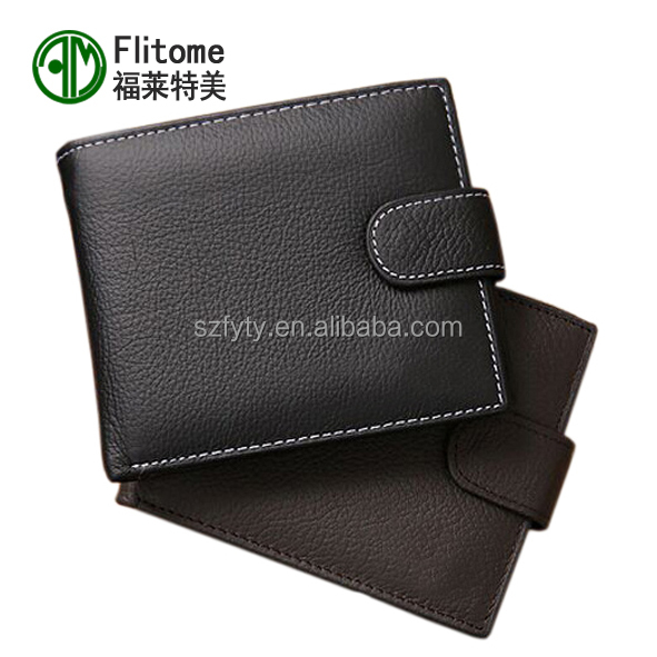 all purpose man leather RFID shield wallet