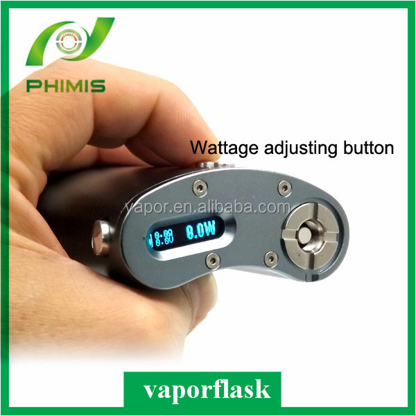 2014 Newest variable voltage vapor flask mod,vapor flask v2&vapor flask clone&vaporflask on alibaba sale