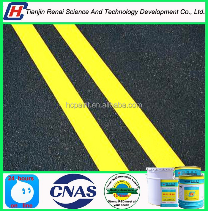 Factory Price Glow In The Dark Road Marking Paint