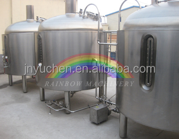 7bbl Rims System Beer Brewery Equipment Mini 7 Bbl Price