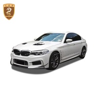 Front Bumper for BMW 5 Series G30 G38 Upgrade PD Style Body Kit