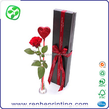 China wholesale high quality custom flower box cardboard