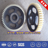 Best selling custom making plastic micro worm gear