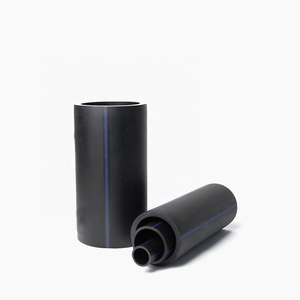 PE100 DN 500mm Large Diameter Hdpe Pipe 40 33 Catalog