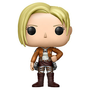 Anime Attack on Titan Annie Leonhart Action Figure