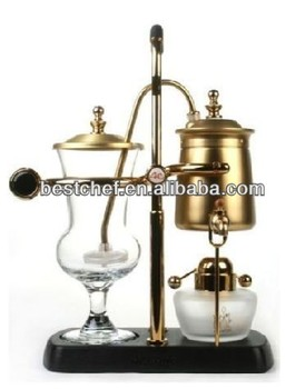 Royal-Belgium Coffee maker 4 C