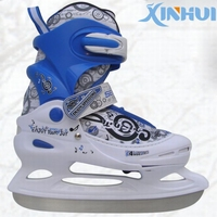 2017 cheap price ice figure skate for kids an children from China manufacturer, welcome OEM