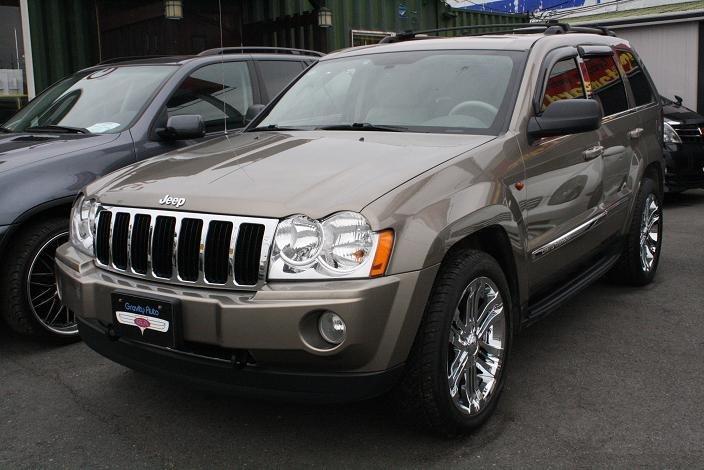 2005 Jeep Grand Cherokee Ltd Hemi Engine 5700cc 58739km   Buy Used  Cars,Second Hand Cars,Cars Product On Alibaba.com