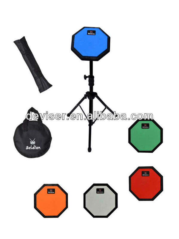 On sale price Colorful Practice Drum Pad