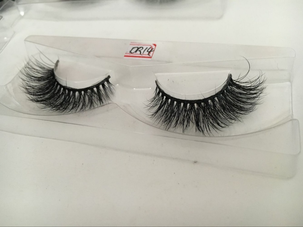 ad195c8117c 2017 top quality handmade private label mink eyelashes 3d mink lashes , custom  eyelash packaging 3D