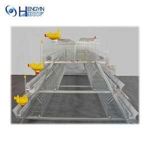 High standard chicken cage for poultry farm/chicken layer cage with automatic egg collection machine