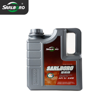 Sarlboro SJ Semi Synthetic lubricants SAE 5W30 engine oil