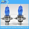 xenon auto bulbs halogen lamp HOD blue H4 12v