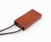 necklace wood USB drive flash memory 4GB 8GB 16GB