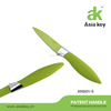 3.5 Inches Non-stick Paring Knife Color Knife in Light Green