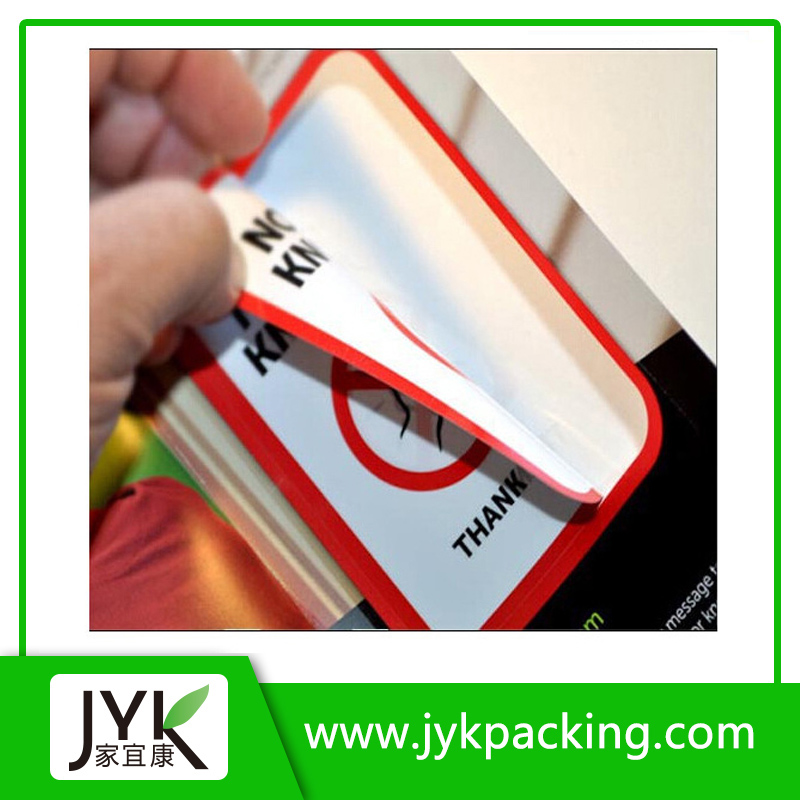factory custom permanent special adhesive labels for tires