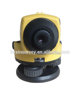 Topcon ATB4 auto leveling system