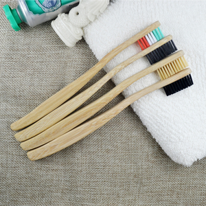 home care products biodegradable Eco-friendly Bamboo toothbrush wooden toothbrush