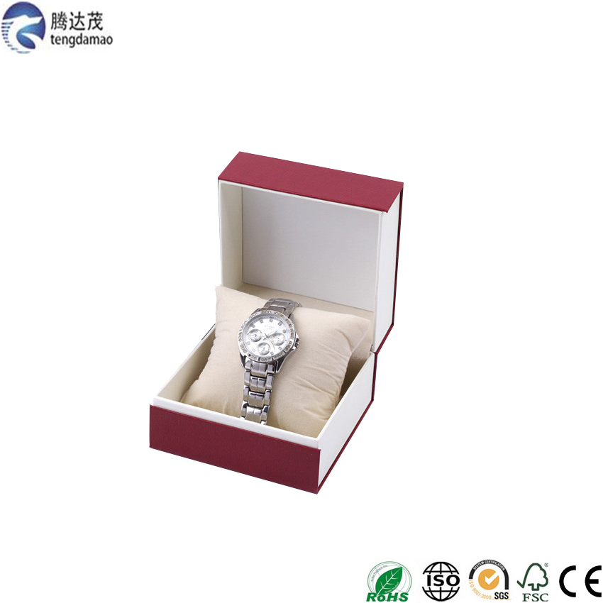 2017 Newest and hottest men luxury brand watch gift box china manufacturer custom