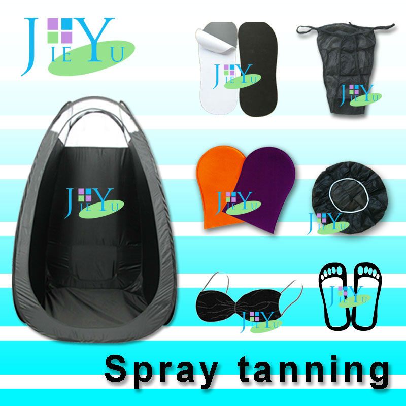 spray tanning products