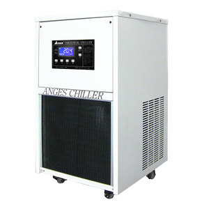 Industrial Air Cooled oil chiller unit for cnc machine