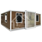 Modern prefabricated housing kit simple container modified portable european modular homes