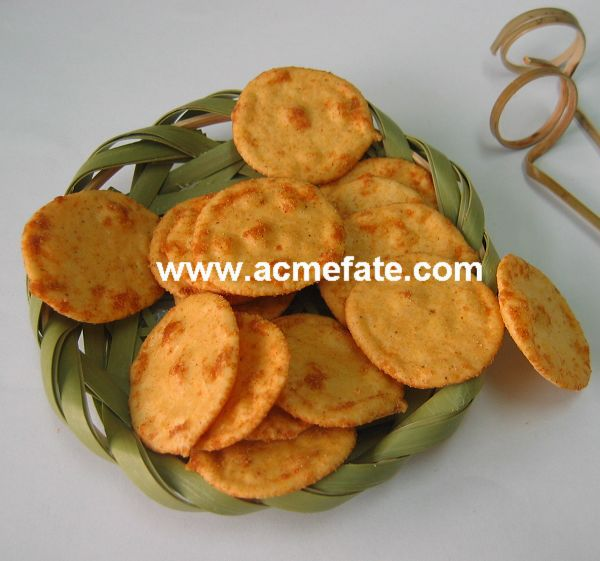 Hot Sale baked Snack food Rice Crackers